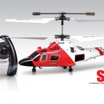 Syma Mini Helicopter S111G RC Helicopter