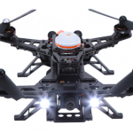 RC Quadcopter Walkera Runner  250 Creates Awesome Traversing Experience