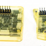 OpenPilot Mini CC3D Atom Flight Controller Overlook