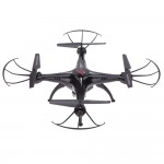 SYMA RC Quadcopter 2.4G 4CH 6-Axis HD 2.0MP 3D Eversion