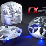 Cheerson CX-31 2.4G 6-Axis 3D Headless RC Quadcopter UFO