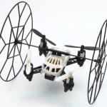 Mini RC Eachine 6-Axis gyro Climbing Wall UFO Quadcopter Toys