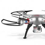 Syma X8G 2.4G 6 Axis Gyro 4-CH RC Quadcopter HD Camera