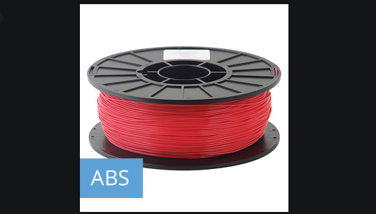 tomtop ABS and PLA filaments 1